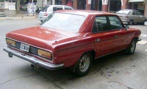 Fotos de Vendo auto torino gamma año 1982 4