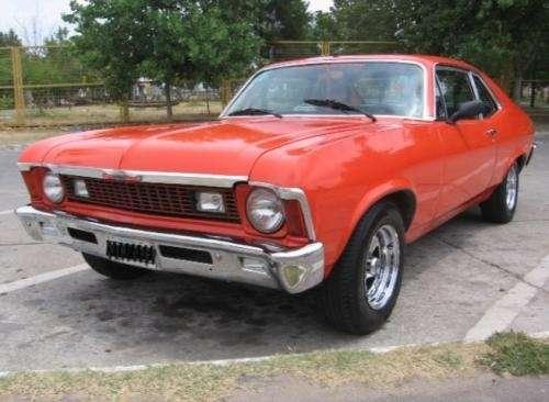 Chevy coupe ss 1974 u$s 10000 colección impecable titular al dia