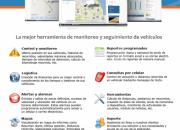UBISat :: Seguimiento y monitoreo satelital de vehículos