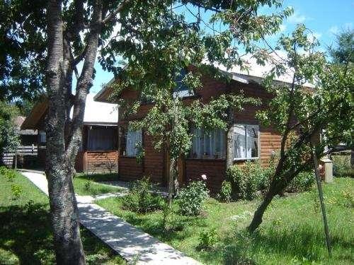 Villa de merlo san luis cabaña para 4/6 personas: increible vista, 1 dormitorio c/cama 2½ plazas, 1 dormitorio con 2 camas