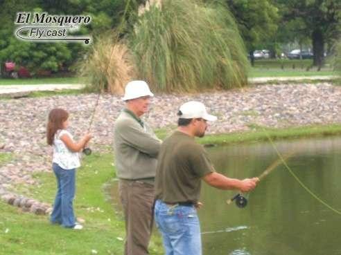 Fotos de Curso de pesca con mosca 2