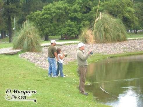 Fotos de Curso de pesca con mosca 4