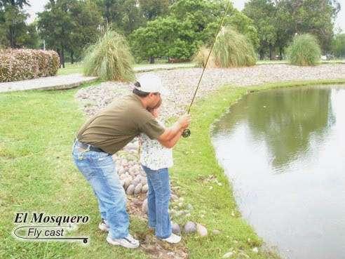Fotos de Curso de pesca con mosca 1