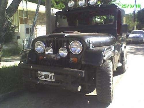 Jeep ika mod 58 joya. para entendidos.