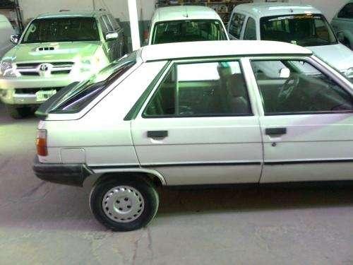 Renault 11 md 86 con gnc $13.000