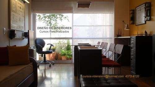 Diseño de interiores cursos cortos