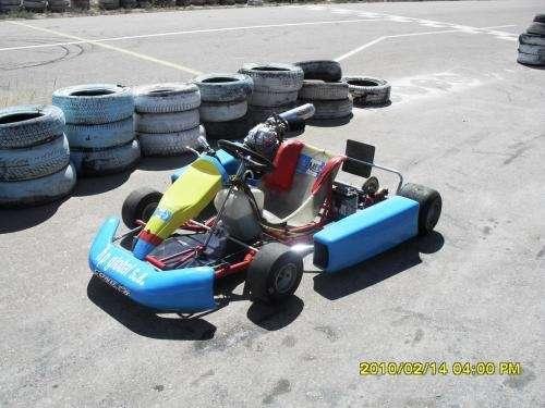 Vendo karting m101