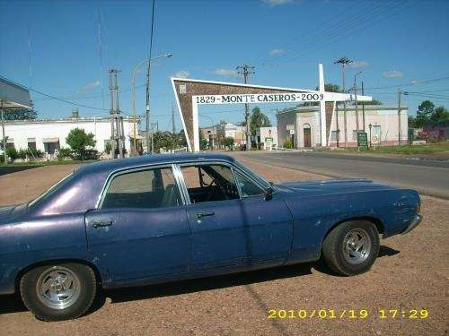 Ford fairlane seis cilindros $8500.-