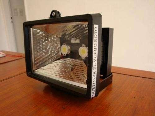 Reflector led 20w bajo consumo en gba norte-pilar