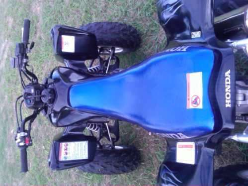 Cuatriciclo honda trx 450 limited 2008