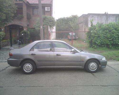 Vendo honda civic ex 1992 $ 23.000