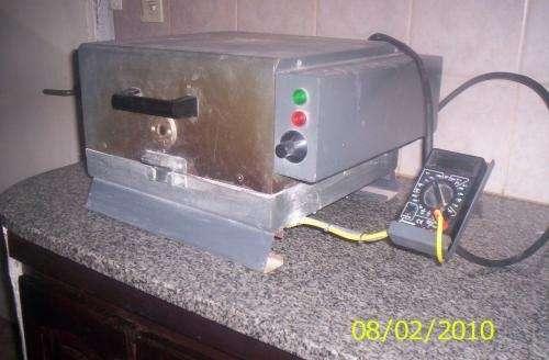 Vendo horno para vitrofusión