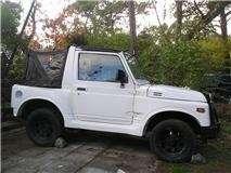 Vendo jeep suzuki santana