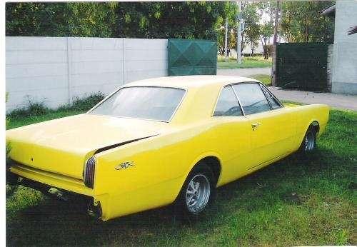 Vendo auto coupe dodge74