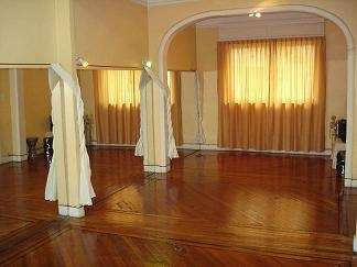 Alquiler de salas