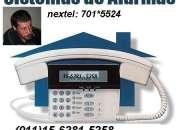 SERVICIO TECNICO ALARMAS CCTV