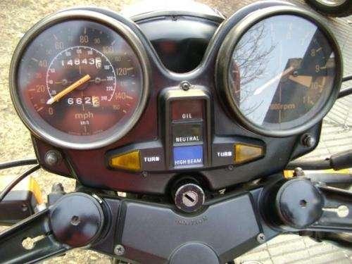 Fotos de Sport moto: honda cb 900 f 1981 japonesa unica 3