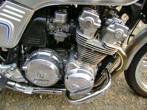 Fotos de Sport moto: honda cb 900 f 1981 japonesa unica 2