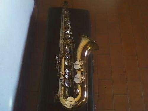Saxo tenor buscher aristocrat zapatillas nuevas laca completa