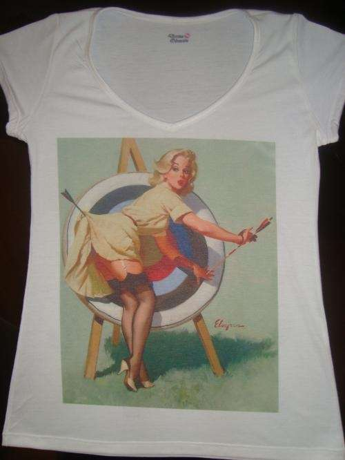 Remeras de mujer sublimadas - diseños exclusivos!!!!