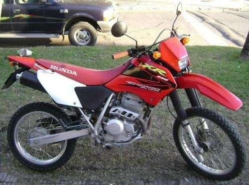 Sport moto: honda xr 250 tornado 2006 impecabilisima