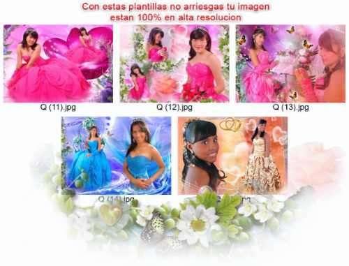 Fotos de Plantillas psd 100% nuevas foto montajes nunca antes vistos 3