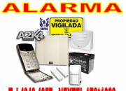 ALARMAS INSTALACION HOGAR/COMERCIO ANTI-ROBO SEGURIDAD ALARMA