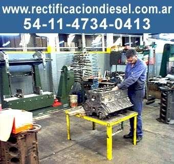 Fotos de Rectificacion de motores diesel nafreros armado de motor 3