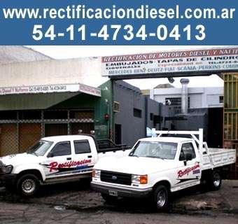 Fotos de Rectificacion de motores diesel nafreros armado de motor 2