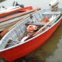vendo equipo lagunero completo con motor johnson 10 hp