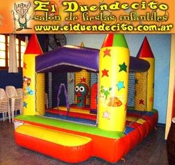 Salon de fiestas infantiles el duendecito villa adelina