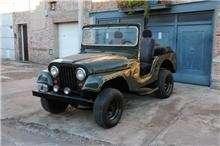 Vendo jeep ika 4x4 corto