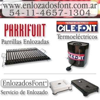 Enlozados font tradicion en enlozado particulares e industrias