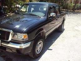 Dueño vende ford ranger 2006 xl 2.8l 4x2 d/c full