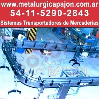 Fotos de Fabrica de cintas transportadoras de mercaderia sistemas transportadores 4
