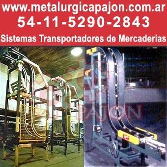 Fotos de Fabrica de cintas transportadoras de mercaderia sistemas transportadores 3