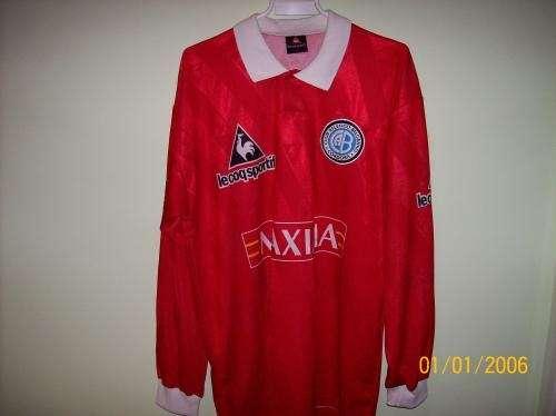 Camiseta futbol belgrano (cba)