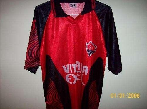 Camiseta futbol club vitoria (brasil)