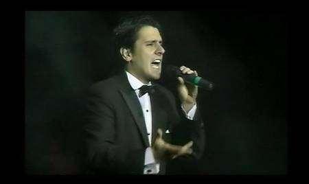 Show de canciones italianas - paolo martini