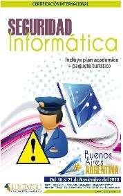 Certificacion internacional de seguridad informatica