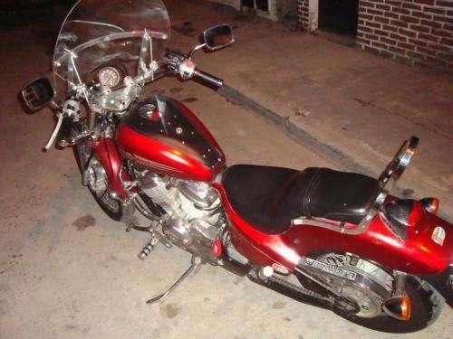 Honda shadow 600 vt modelo 99 vendo