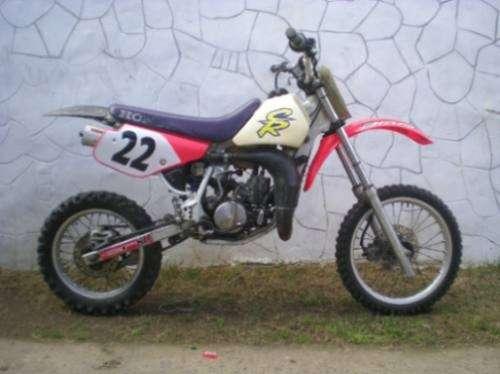 Cr 80 1995 honda