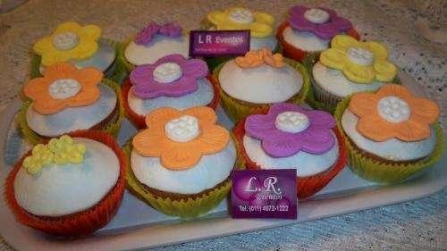 Dia de la madre cupcakes en cajas de regalo l r eventos