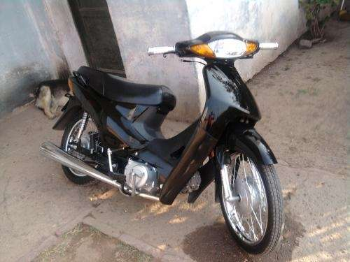 Resultado de imagen para Guerrero 110 cc color negra