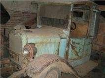 Camion chevrolet campeon 1928 para restaurar