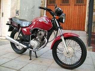 Honda cg titan 125