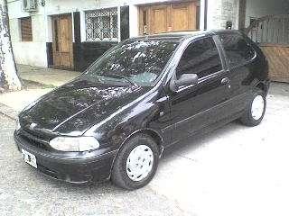 Fiat palio turbo diesel 99