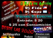 Fiestahalloween2010 sick club sabado 30 de octu…, usado segunda mano  Capital Federal
