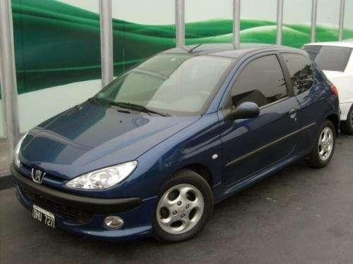 Peugeot 206 xs 1.6 3p full