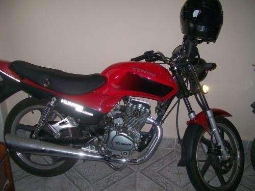 Vendo moto corven 150 cc modelo hunter